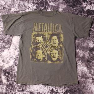 Metallica Vintage Concert Poor Touring Me '96/'97